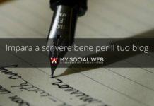 scrivere senza errori