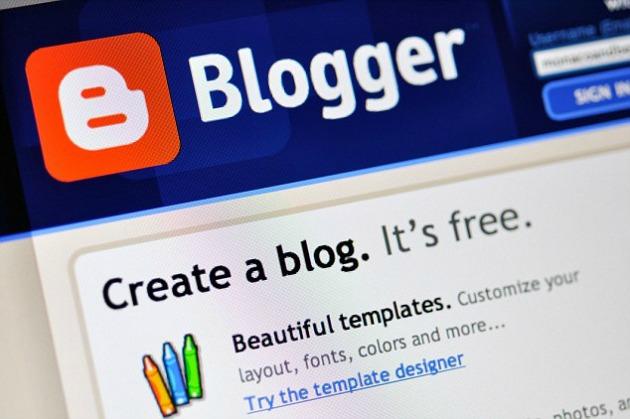 cos'è blogger