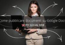 Come pubblicare documenti sul web con Google docs