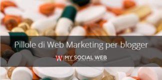 consigli di web marketing