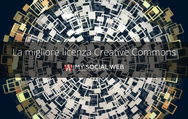Le migliori licenze Creative Commons