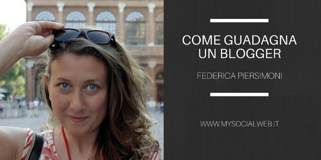 Come guadagna una travel blogger
