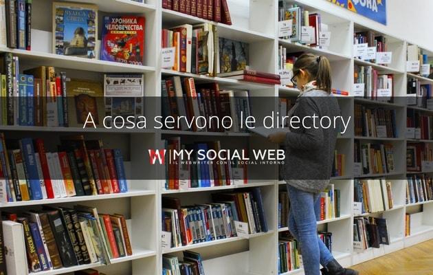 Cos'è una directory web