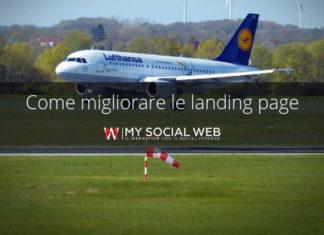 ottimizzare landing page