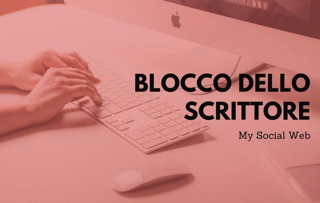 come sbloccare il blocco dello scrittore