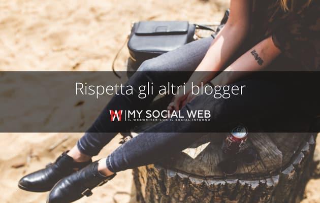 Blogtiquette