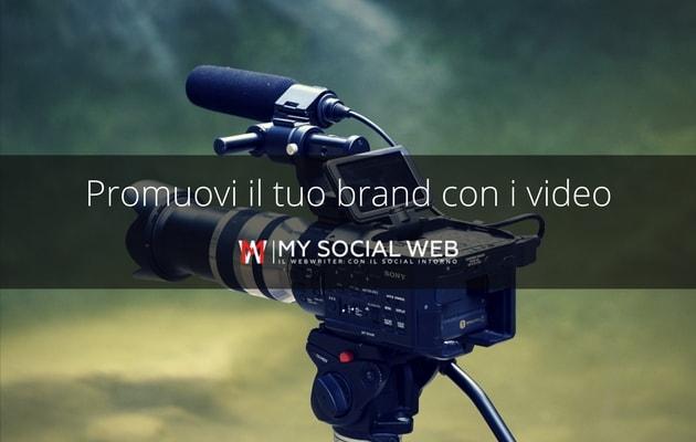 promuovere video online