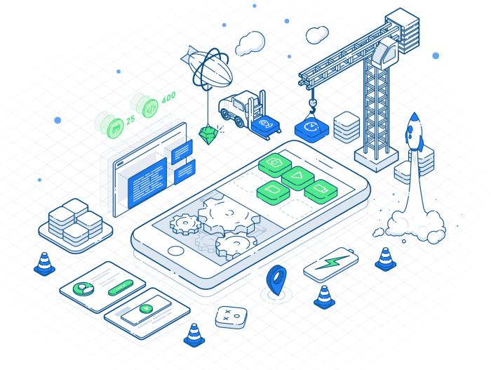 Software per creare app