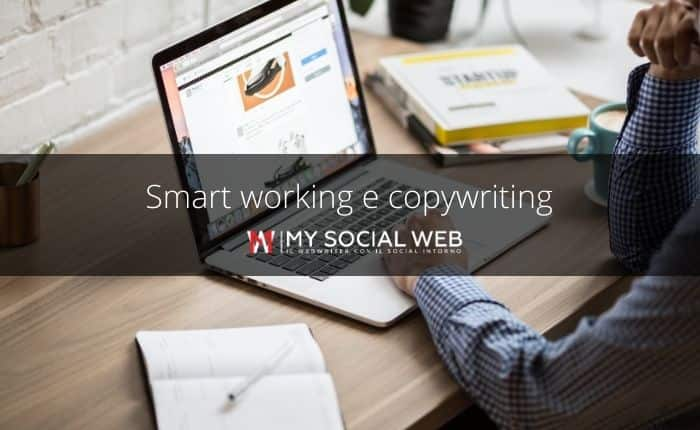 Smart Working per copywriter