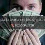 Piramide dei bisogni di Maslow: cos'è e come usarla nel marketing