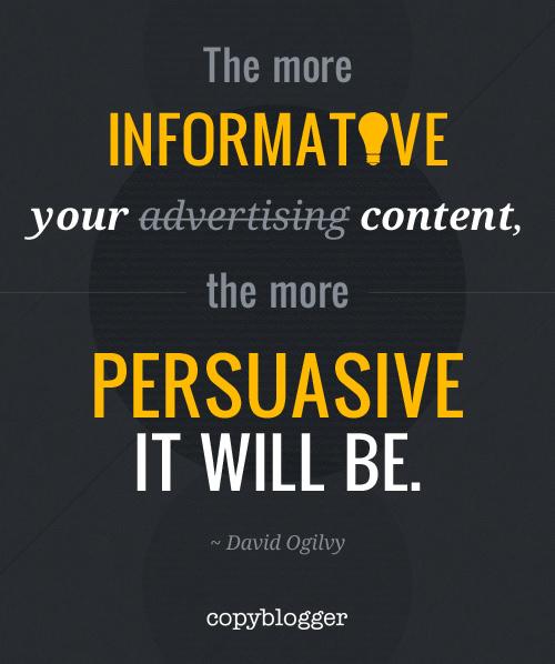 come scrivere un copy persuasivo