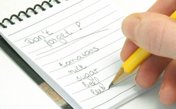 ricominciare a scrivere