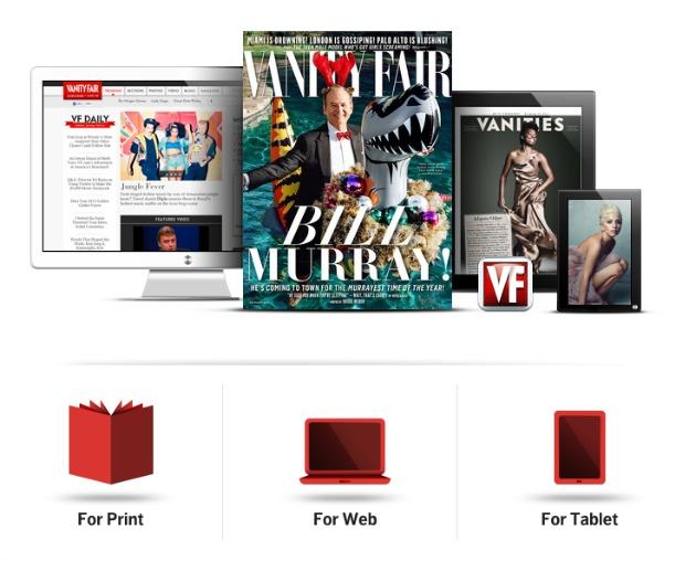 Vanity Fair media kit