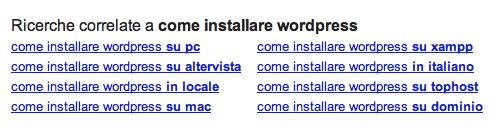 correlate keyword