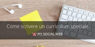 come redigere un curriculum