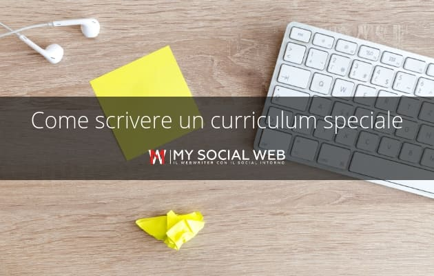 come fare un curriculum efficace e perfetto