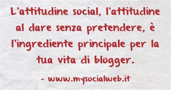 attitudine social