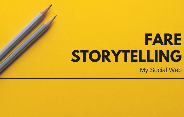 come raccontare una storia
