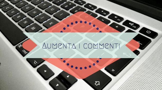 Perché i lettori non commentano il blog?
