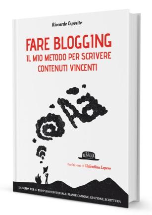 fare blogging - Libro per blogger