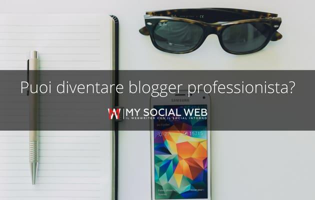 blogger professionale