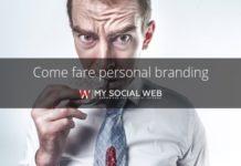 come fare personal branding con il blog