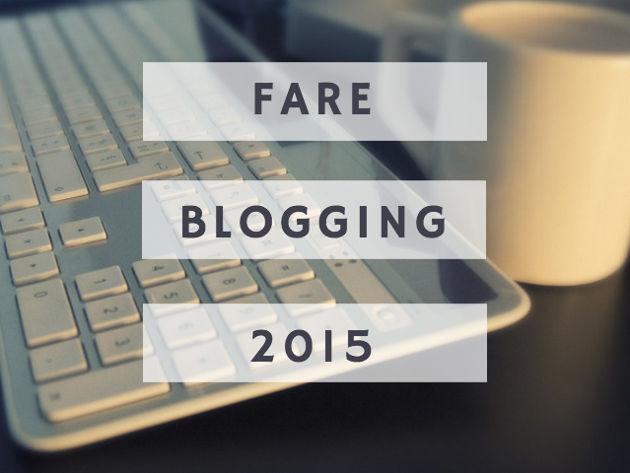 fare blogging nel 2015