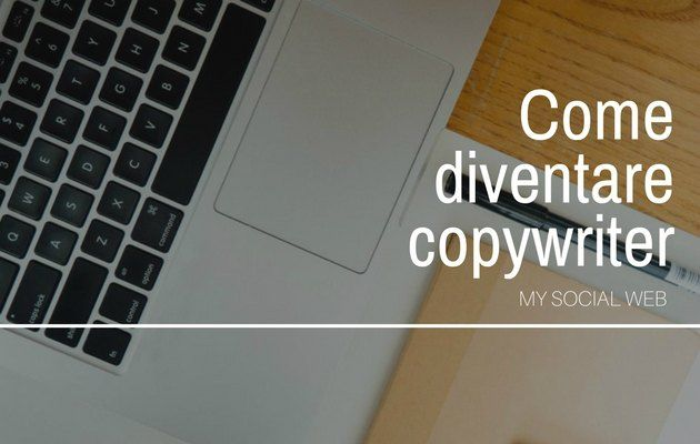 Come diventare copywriter