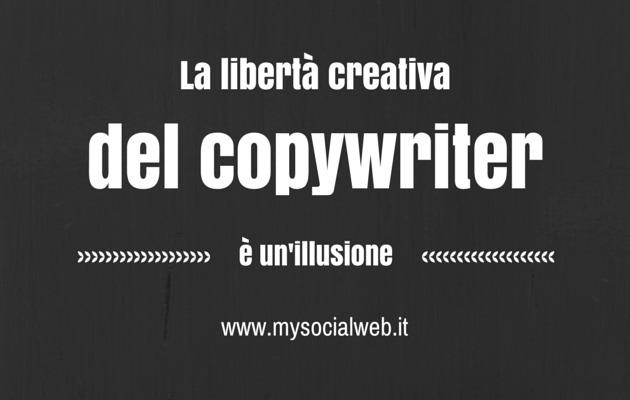 Vuoi dedicarti al copywriting creativo?