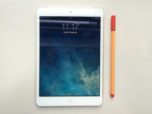 Tablet ilovecreativity