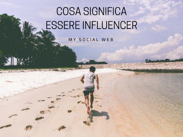 essere influencer