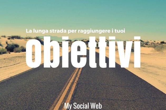 Quali sono gli obiettivi del blog?