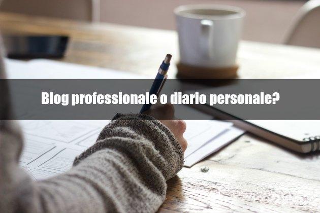 Blog professionale