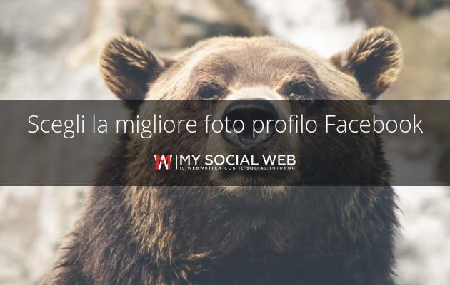 foto profilo Facebook