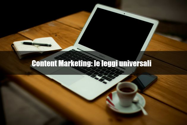 content marketing per il blog