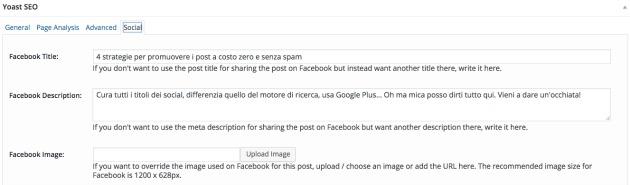Come promuovere i post a costo zero e senza spam