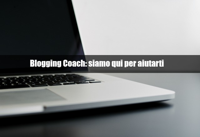 blogging coach