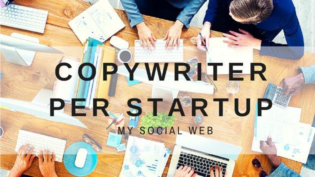 Come diventare copywriter per una startup