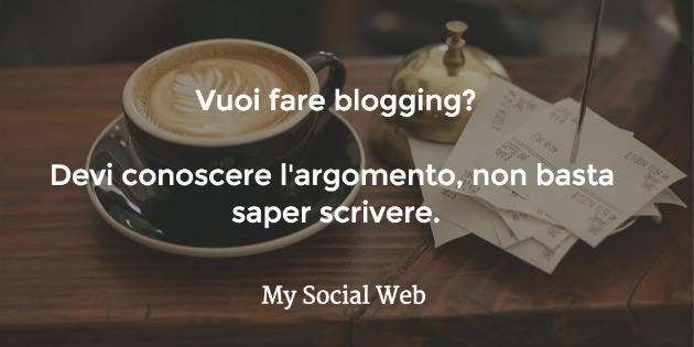 4 parametri per scegliere il blogger giusto per te