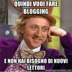 Cometrovare nuovi lettori per il tuo blog