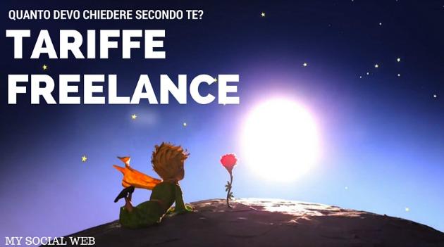 tariffe freelance