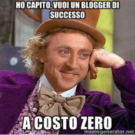Come ottenere il massimo da un blogger