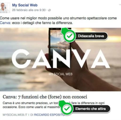 Come aumentare le condivisioni su Facebook
