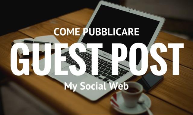 Come trovare e scegliere i blog per pubblicare guest post