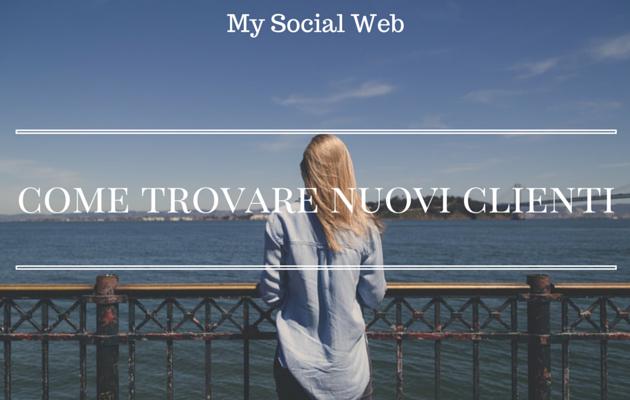 trovare nuovi clienti con il blog