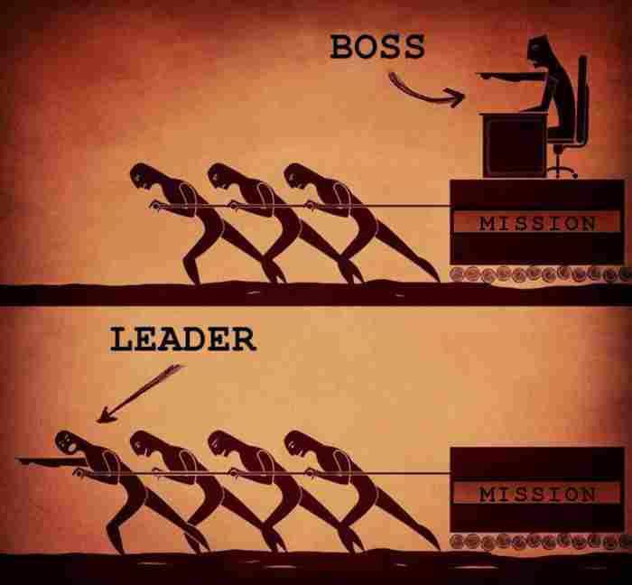 I dipendenti non devono avere paura