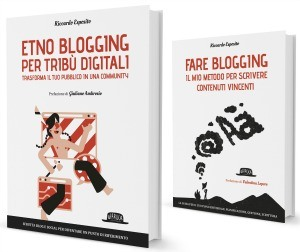 libri fare blogging
