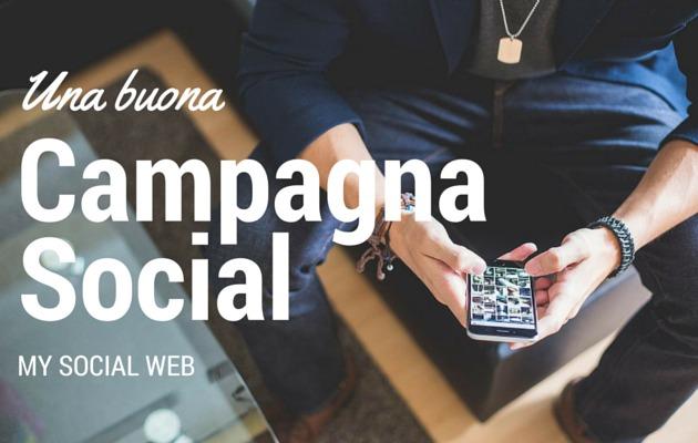 campagna social vincente