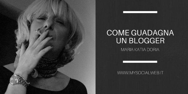 Come guadagna una fashion blogger