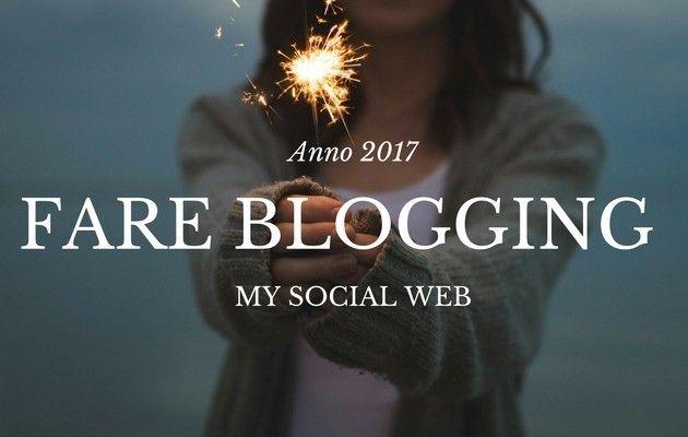 Il mio blog nel 2017